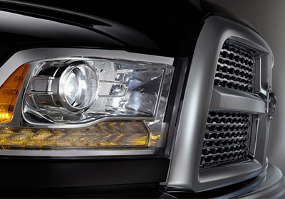 Intelligent Headlamps